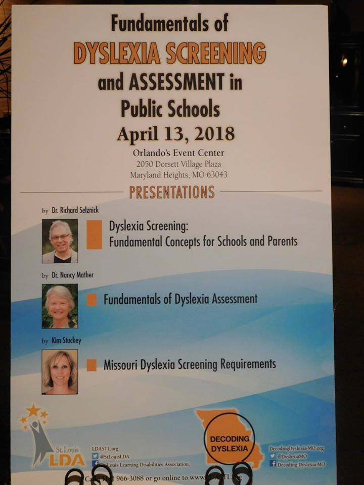 Fundamentals Of Dyslexia Screening And Assessment In Public Schools